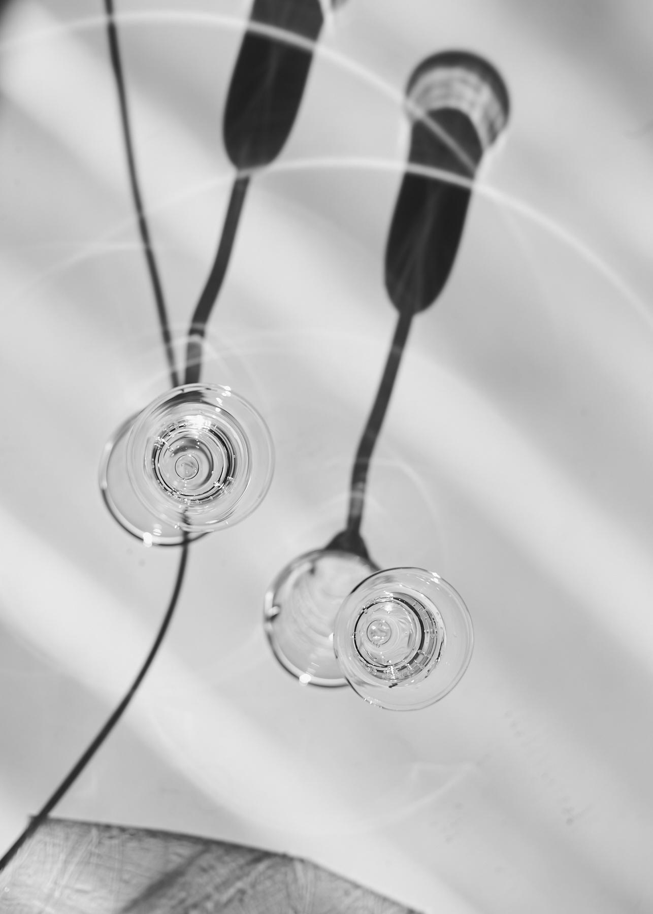 Small Dropglass – Set of 4