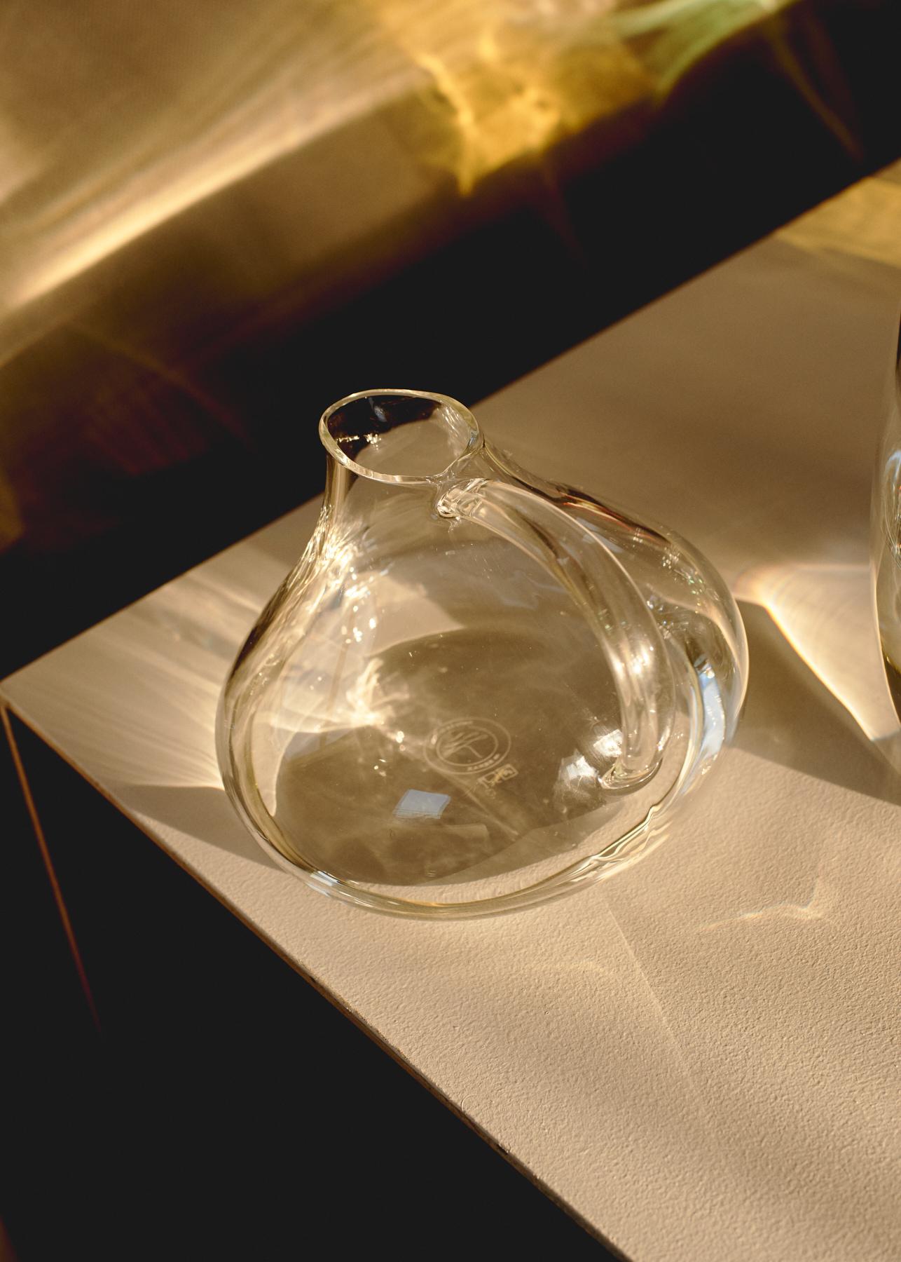 Glass Carafe – Design 05